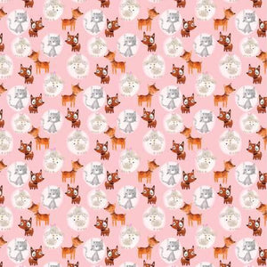 Craft Cotton Company - Girls Day Out - Dogs - 1/2 YARD CUT
