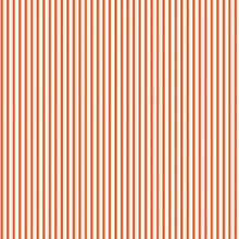 Load image into Gallery viewer, Dear Stella - Dress Stripe - Flame - 1/2 YARD CUT
