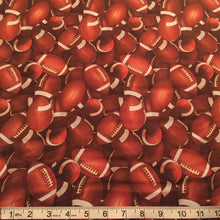 Load image into Gallery viewer, Elizabeth's Studio - Football - Sports - 1/2 YARD CUT