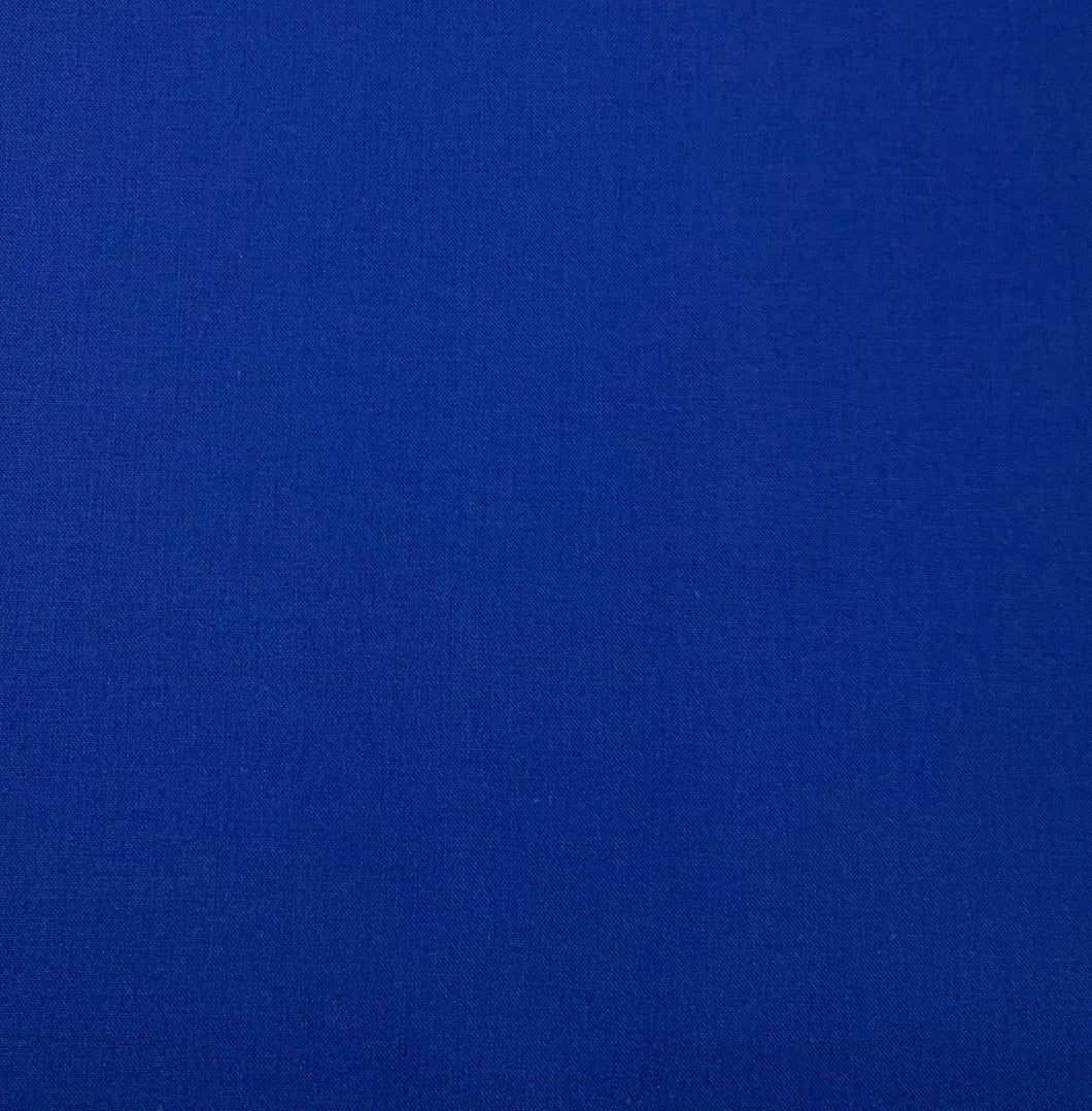 Boundless Fabrics - Navy Solid - 1/2 YARD CUT