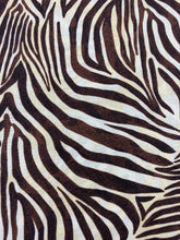 Load image into Gallery viewer, Quilting Treasures - Zebra Print - 1/2 YARD CUT