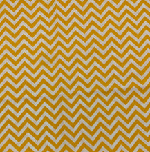 Load image into Gallery viewer, Moda Fabrics - Modern Zig Zags - Skinny - Sunshine - 1/2 YARD CUT