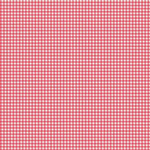 Load image into Gallery viewer, Riley Blake - Gingham - Red - 1/2 YARD CUT