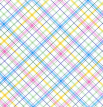Load image into Gallery viewer, Timeless Treasures - Spring Plaid - Multi-colored - 1/2 YARD CUT