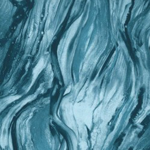 Load image into Gallery viewer, Michael Miller - Landslide - Blue - 1/2 YARD CUT