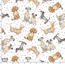 Load image into Gallery viewer, Michael Miller - Paws Up! - Precious Pets - 1/2 YARD CUT