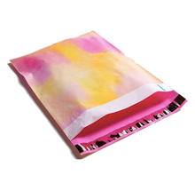 "Load image into Gallery viewer, Pink Unicorn Polymailers 10""x13"" Qty 100"