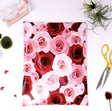 "Load image into Gallery viewer, Rose Floral Polymailers 10""x13"" Qty 38"