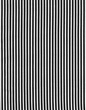 "Load image into Gallery viewer, Timeless Treasures - Stripes - Black & White 1/8"" - 1/2 YARD CUT"