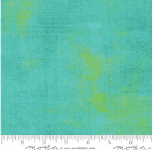 Load image into Gallery viewer, Moda Grunge Basics - Aruba - 1/2 YARD CUT