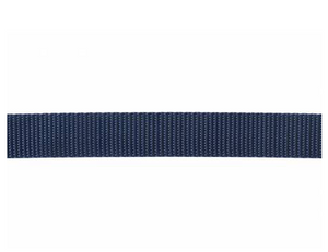 "Navy 1"" Polypro Webbing - BY THE YARD"