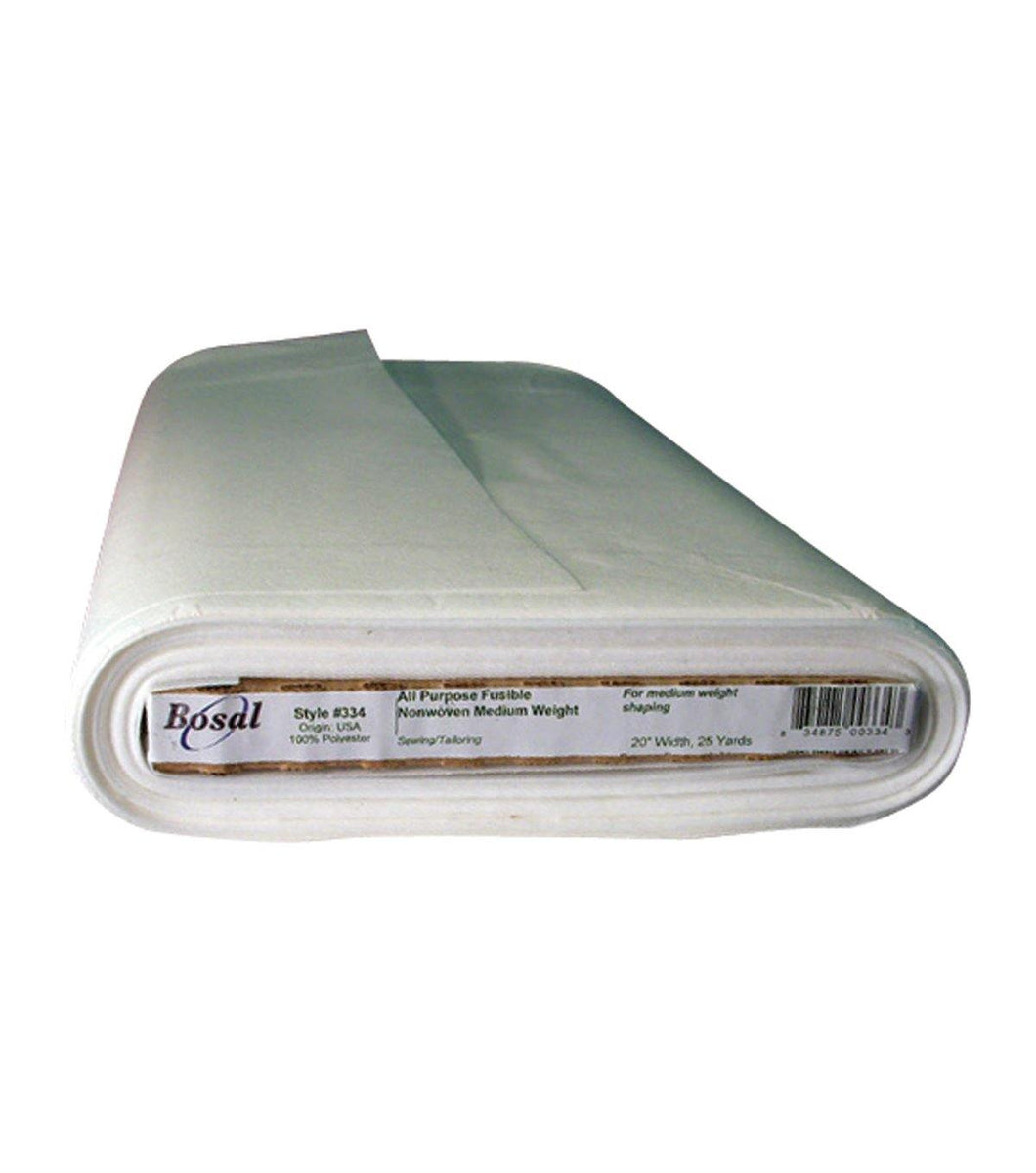 Bosal 316 Medium Weight Non-woven Fusible Interfacing BY THE YARD - Dreaming of the Sea Fabrics