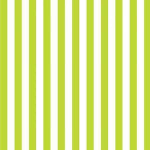 Camelot - Mixology Lime Stripes - 1/2 YARD CUT
