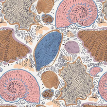 Load image into Gallery viewer, Art Gallery Fabrics - Conchology - Sand - 1/2 YARD CUT