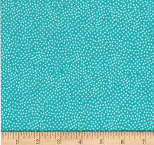 Load image into Gallery viewer, Michael Miller - Garden Pindot - Mermaid - 1/2 YARD CUT