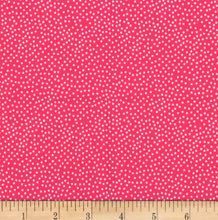 Load image into Gallery viewer, Michael Miller - Garden Pindot - Magenta - 1/2 YARD CUT