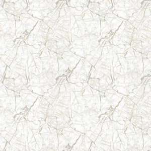 Henry Glass & Co Pearl Luxe II - White 1/2 YARD CUT
