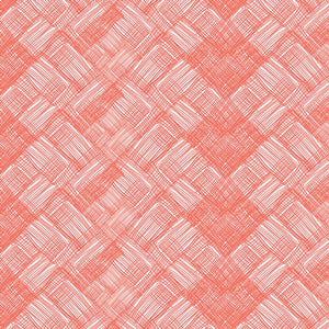 Art Gallery Fabrics - Rhythmic Hatch - Vivid - 1/2 YARD CUT