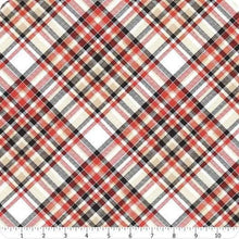 Load image into Gallery viewer, Henry Glass & Co - Timber Gnomies - Multi Plaid - 1/2 YARD CUT - Dreaming of the Sea Fabrics