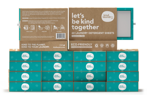Kind Laundry Detergent Sustainable