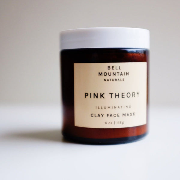 Pink Theory Clay Mask