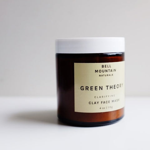 Green Theory Spirulina Clay Mask