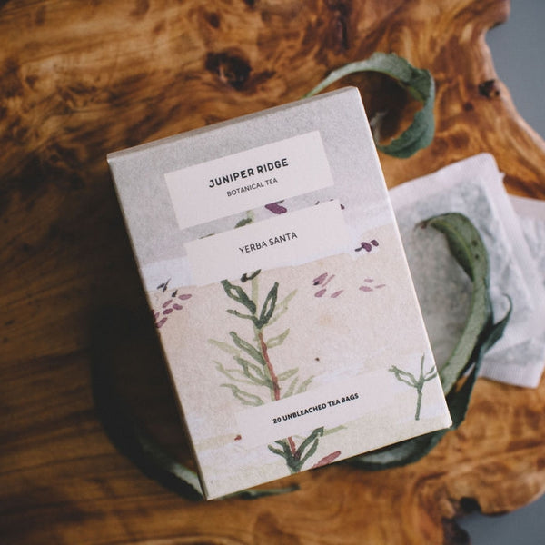 Botanical Tea - Yerba Santa