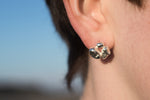 Load image into Gallery viewer, Rocky Hill Chunky Stud Earrings