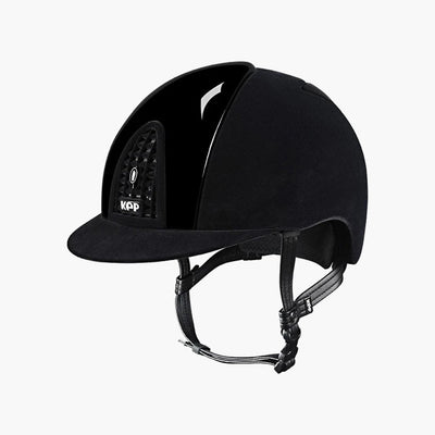 CASQUE CROMO FULL VELVET DETAILS BRILLANTS | KEP 51 / NOIR