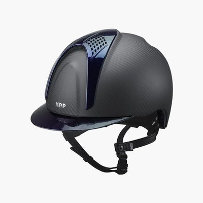 CASQUE E LIGHT MATT 2 DETAILS | KEP 51 / BLEU