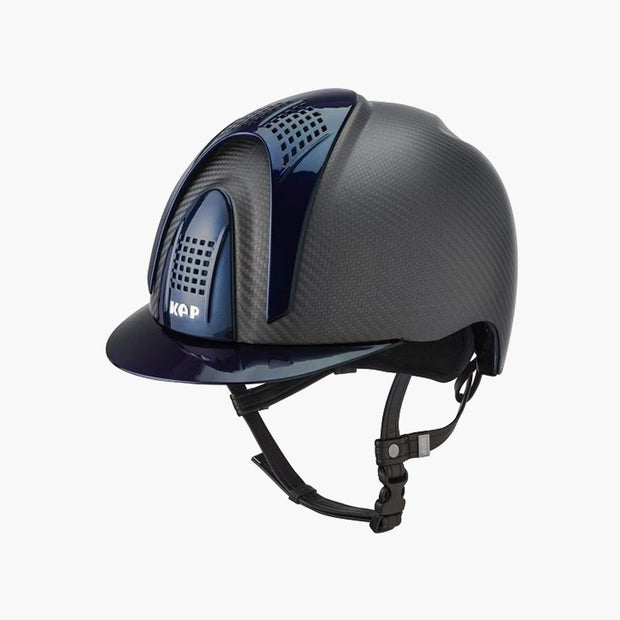 CASQUE E LIGHT MATT 3 DETAILS | KEP 51 / BLEU