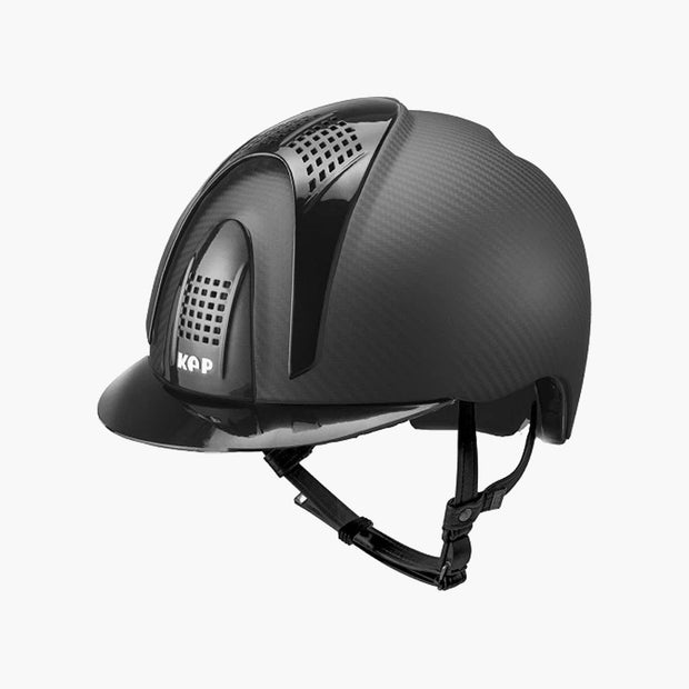 CASQUE E LIGHT MATT 3 DETAILS | KEP 51 / NOIR
