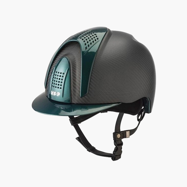 CASQUE E LIGHT MATT 3 DETAILS | KEP 51 / VERT
