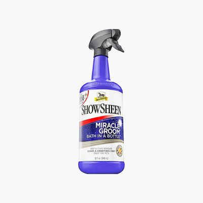 MIRACLE GROOM | ABSORBINE