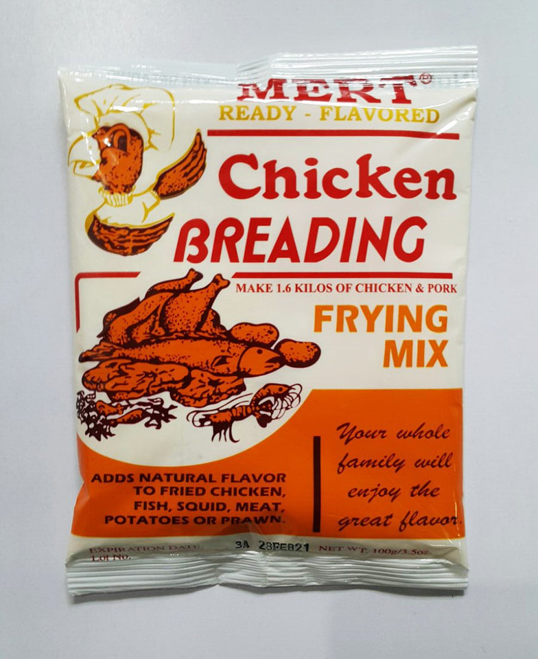 MERT Chicken Breading ( 100g ) - Mr. Gulay Online Store