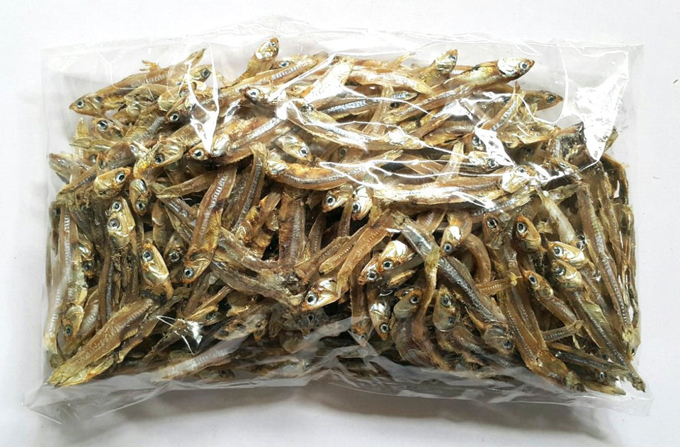 Dried Dilis - Mr. Gulay Online Store