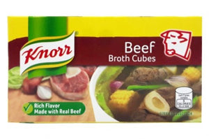 Knorr Beef Broth Cubes - Mr. Gulay Online Store