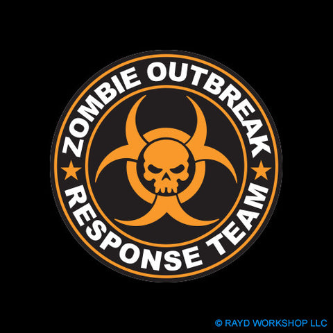 Orange Zombie Outbreak Response Team