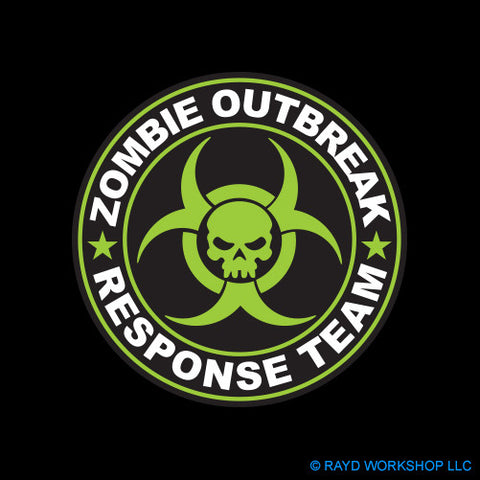 Green Zombie Outbreak Response Team