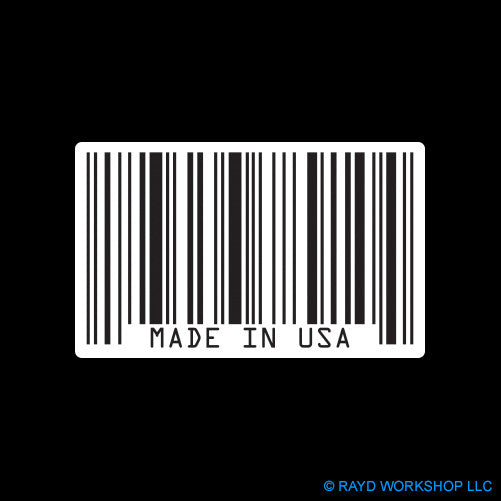Made In USA Barcode