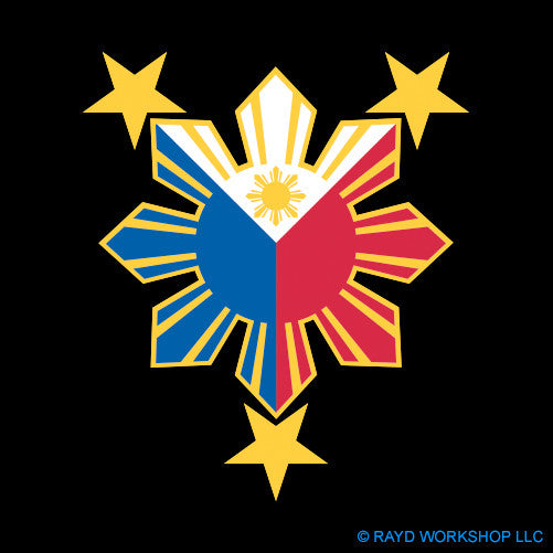 Filipino Pride Star Sun