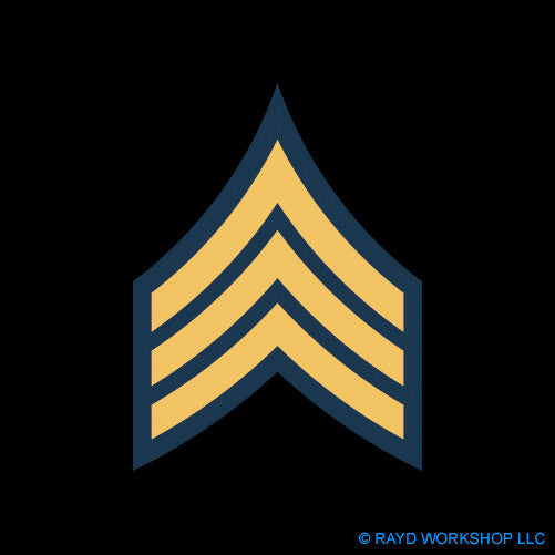 Army Rank Sergeant