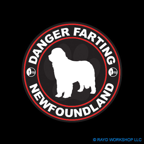 Danger Farting Newfoundland