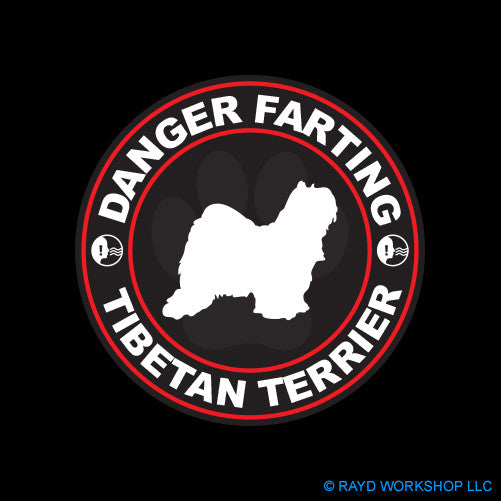 Danger Farting Tibetan Terrier