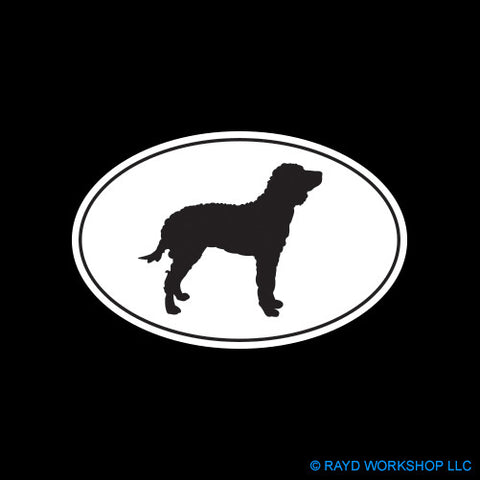 American Water Spaniel Euro Oval