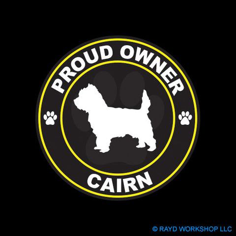 Proud Owner Cairn