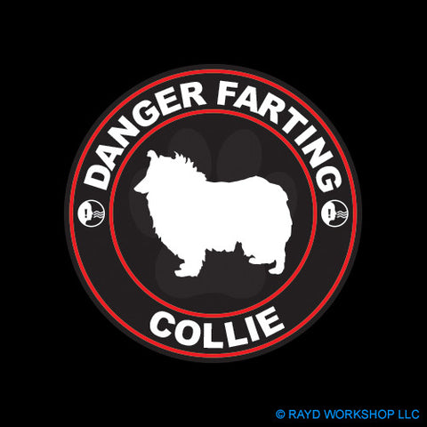 Danger Farting Collie