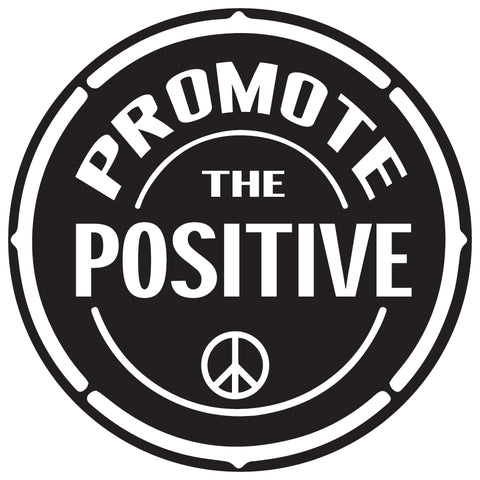 promote the positive