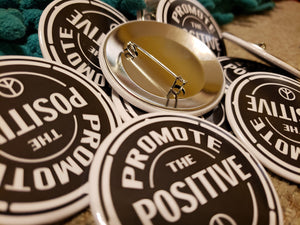 Promote the Positive Pins