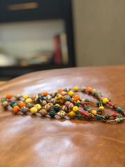 PRE-ORDER ONLY! Alice's Recycled Paper Bead Necklaces